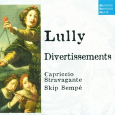50 Jahre Deutsche Harmonia Mundi - CD26, Lully: Divertissements mp3 Artist Compilation by Jean-Baptiste Lully