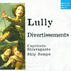 50 Jahre Deutsche Harmonia Mundi - CD26, Lully: Divertissements