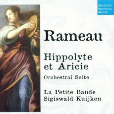 50 Jahre Deutsche Harmonia Mundi - CD38, Rameau: Hippolyte Et Aricie