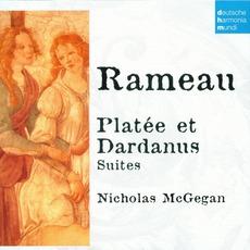 50 Jahre Deutsche Harmonia Mundi - CD39, Rameau: Platée Et Dardanus