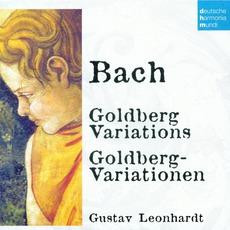 50 Jahre Deutsche Harmonia Mundi - CD3, Bach: Goldberg Variations