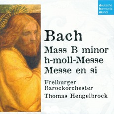 50 Jahre Deutsche Harmonia Mundi - CD6, CD7, Bach: Mass B Minor by Johann Sebastian Bach