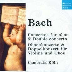 50 Jahre Deutsche Harmonia Mundi - CD2, Bach: Concertos for oboe & Double-concerto mp3 Artist Compilation by Johann Sebastian Bach