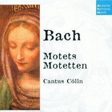 50 Jahre Deutsche Harmonia Mundi - CD5, Bach: Motets