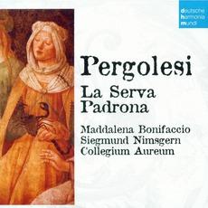 50 Jahre Deutsche Harmonia Mundi - CD35, Pergolesi: La Serva Padrona mp3 Artist Compilation by Giovanni Battista Pergolesi