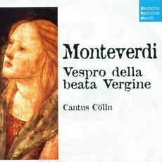50 Jahre Deutsche Harmonia Mundi - CD31, CD32, Monteverdi: Vespro Della Beata Vergine