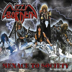 Menace To Society (Re-Issue) mp3 Album by Lizzy Borden