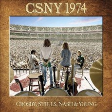 CSNY 1974 mp3 Live by Crosby, Stills, Nash & Young