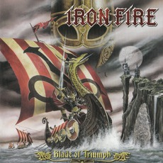 Blade Of Triumph (Limited Edition) by Iron Fire