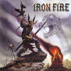 Revenge (Limited Edition) by Iron Fire