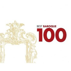 100 Best Baroque mp3 Compilation by Various Artists