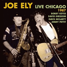 Live Chicago 1987 mp3 Live by Joe Ely