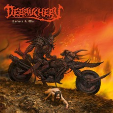 Rockers & War mp3 Album by Debauchery