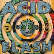 Acid Flash, Volume 10 by Various Artists