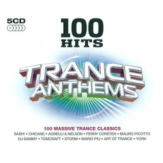 100 Hits: Trance Anthems mp3 Compilation by Various Artists