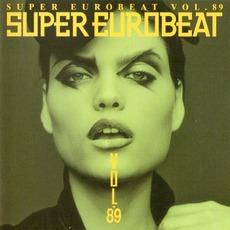 Super Eurobeat, Volume 89