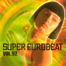 Super Eurobeat, Volume 92