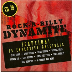 Rock-A-Billy Dynamite, CD 20
