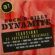 Rock-A-Billy Dynamite, CD 7