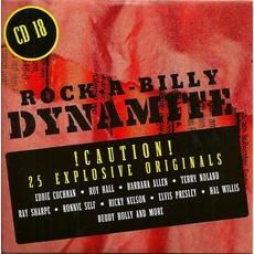 Rock-A-Billy Dynamite, CD 18