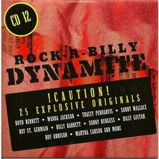 Rock-A-Billy Dynamite, CD 12