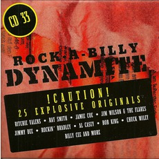 Rock-A-Billy Dynamite, CD 33
