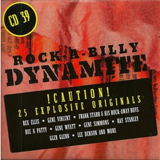 Rock-A-Billy Dynamite, CD 39