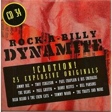 Rock-A-Billy Dynamite, CD 34