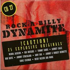 Rock-A-Billy Dynamite, CD 27