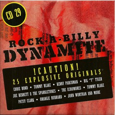 Rock-A-Billy Dynamite, CD 29 mp3 Compilation by Various Artists