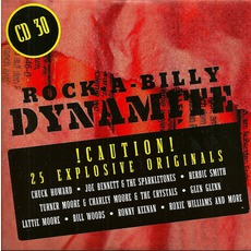 Rock-A-Billy Dynamite, CD 30