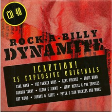 Rock-A-Billy Dynamite, CD 40