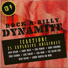 Rock-A-Billy Dynamite, CD 9 mp3 Compilation by Various Artists