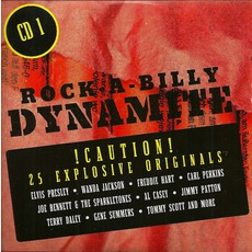 Rock-A-Billy Dynamite, CD 1 mp3 Compilation by Various Artists