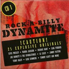 Rock-A-Billy Dynamite, CD 1