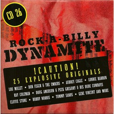 Rock-A-Billy Dynamite, CD 26 mp3 Compilation by Various Artists