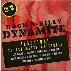 Rock-A-Billy Dynamite, CD 38 mp3 Compilation by Various Artists
