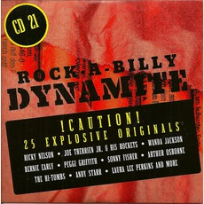 Rock-A-Billy Dynamite, CD 21 mp3 Compilation by Various Artists