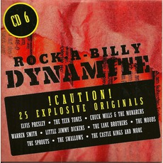 Rock-A-Billy Dynamite, CD 6 mp3 Compilation by Various Artists