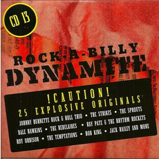 Rock-A-Billy Dynamite, CD 13 mp3 Compilation by Various Artists