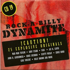 Rock-A-Billy Dynamite, CD 19 by Various Artists