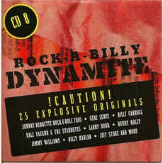 Rock-A-Billy Dynamite, CD 8 mp3 Compilation by Various Artists