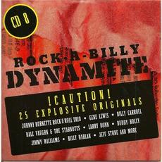 Rock-A-Billy Dynamite, CD 8