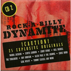 Rock-A-Billy Dynamite, CD 2 mp3 Compilation by Various Artists