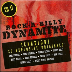 Rock-A-Billy Dynamite, CD 17 by Various Artists