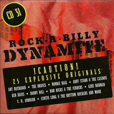 Rock-A-Billy Dynamite, CD 31 by Various Artists