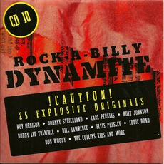 Rock-A-Billy Dynamite, CD 10 by Various Artists