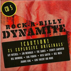 Rock-A-Billy Dynamite, CD 5 mp3 Compilation by Various Artists