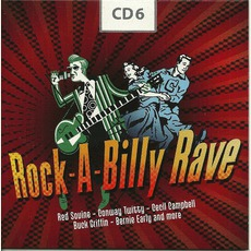Rock-A-Billy Rave, CD 6 mp3 Compilation by Various Artists