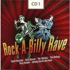 Rock-A-Billy Rave, CD 1 by Various Artists